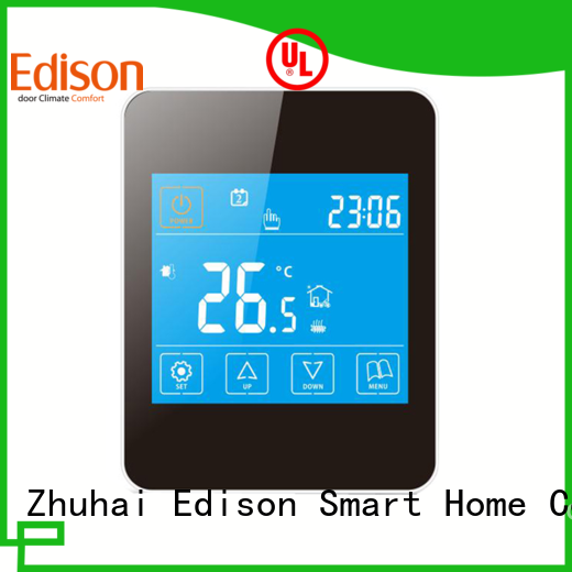 online heat only thermostat quality supplier for hardware store