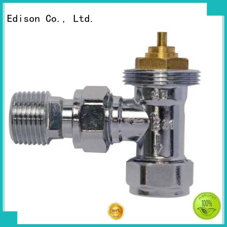 Edison trv tempering valve adjustment series for industry