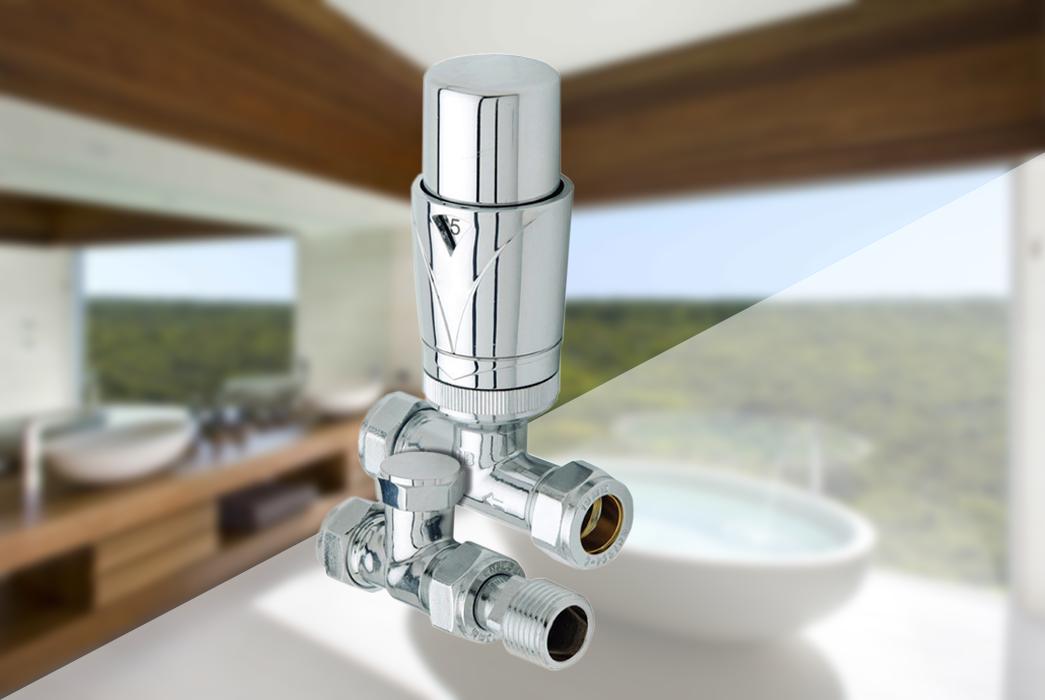 Edison durable thermostatic radiator valve radiator for hotels-1