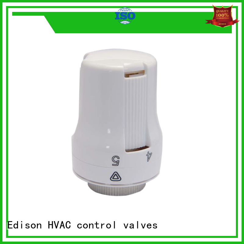 Edison high quality radiator valve caps supplier for larger family homes