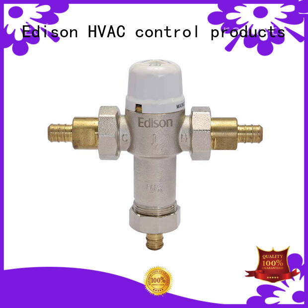 thermostatic hot water blending valves function factory