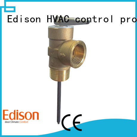 Edison high quality pressure release valve valve for water heaters