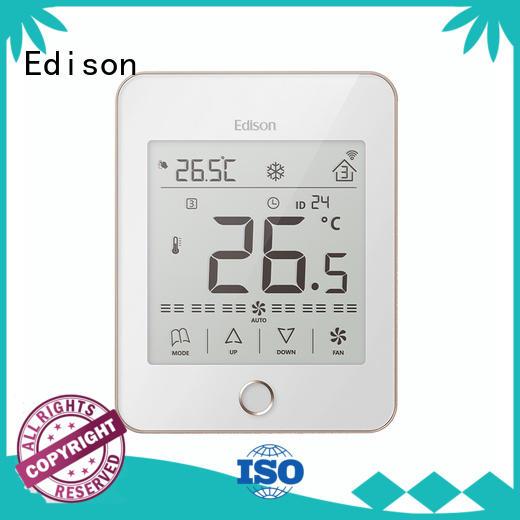 Edison room wlan thermostat series for villas