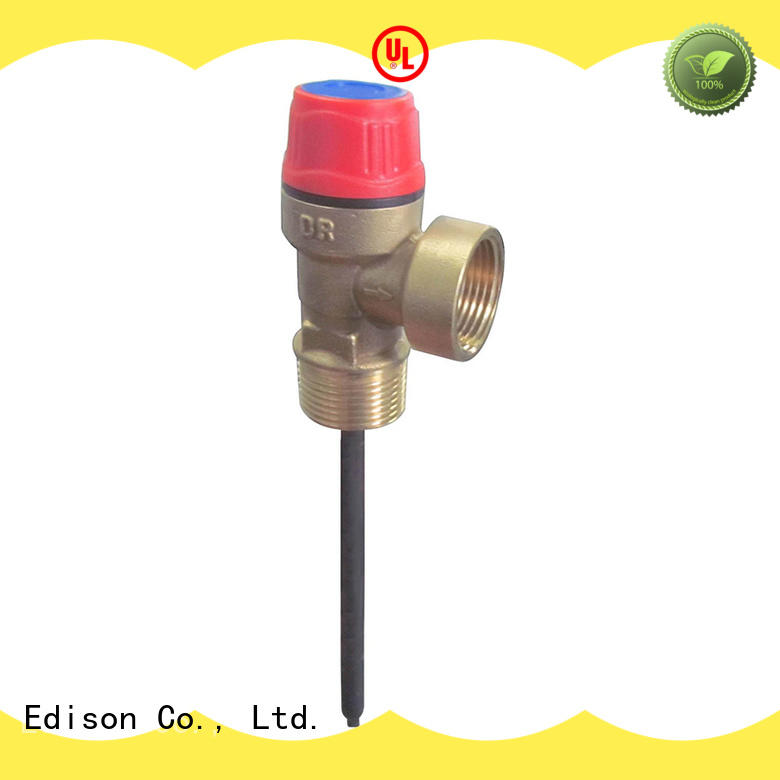 Brass expansion tp valve water Edison