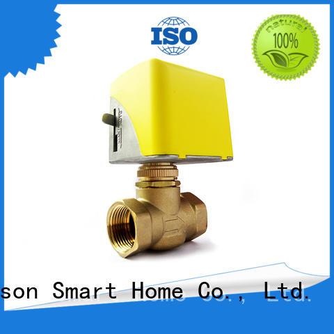 Edison heating motorised valve wholesale for industry