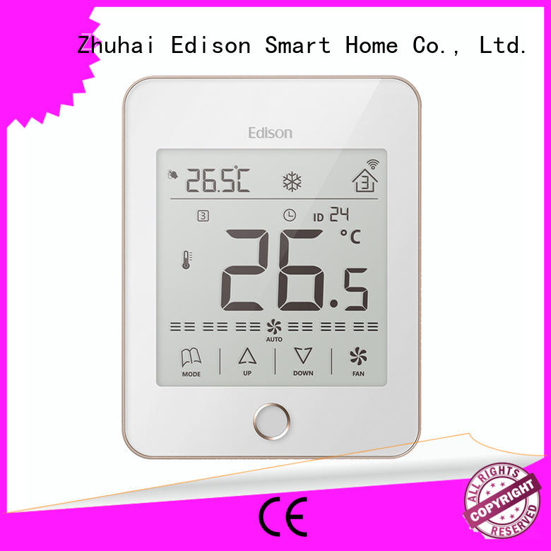 ac room thermostat manufacturer for shopping malls Edison