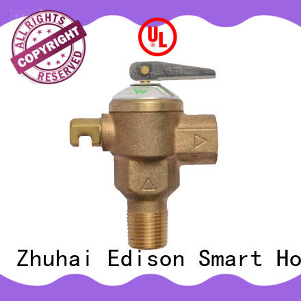 water heater temperature and pressure relief valve relief for water heaters Edison