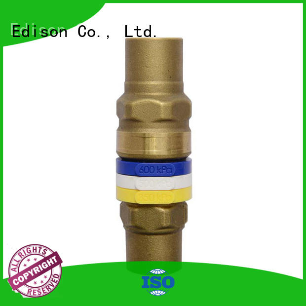 high quality water bypass valve series for industry Edison