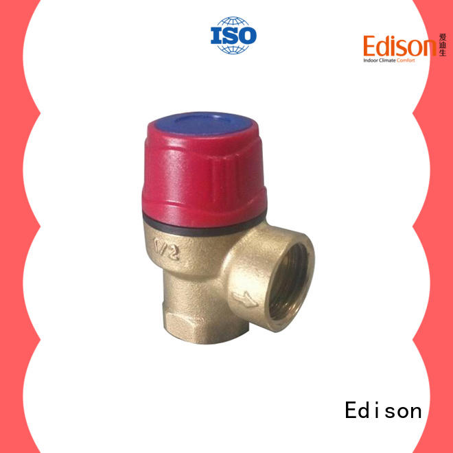 Edison high quality safety valve regulator for boiler