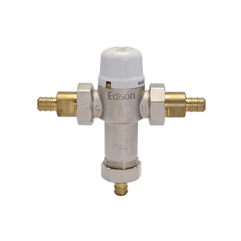 Thermostatic Mixing Valve W39-N1151 1/2 PEX
