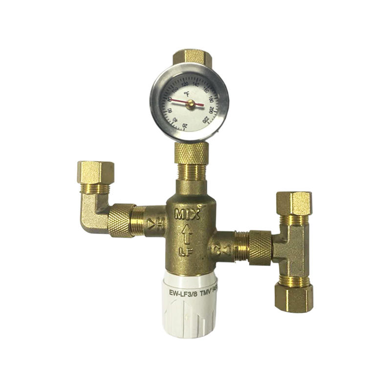 3/8 Compression Mixing Valve W39-N1790