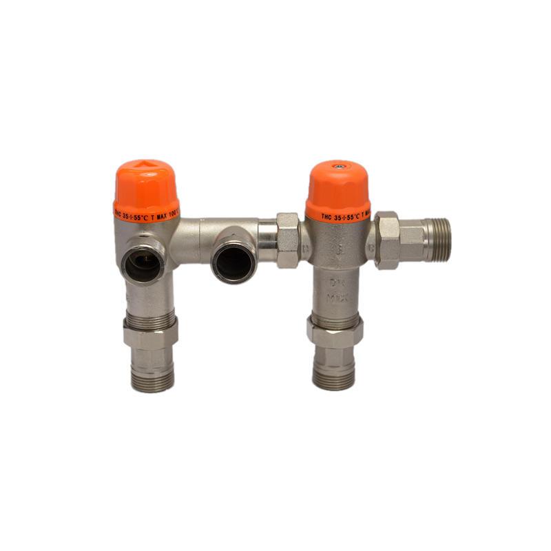 Thermostatic Regulating Valve for Solar Storage Boiler W39-S1501