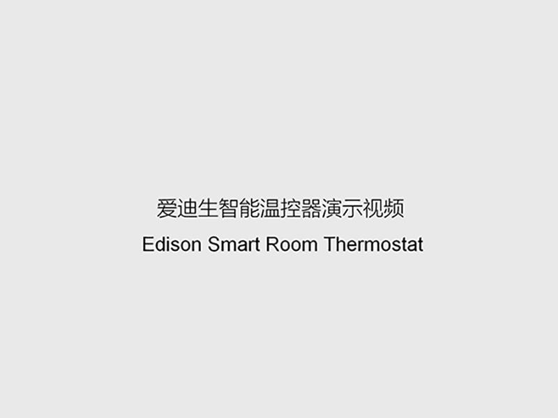 TX-937 Room thermostats