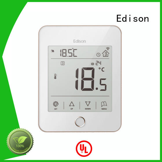 water underfloor heating controls room factory Edison