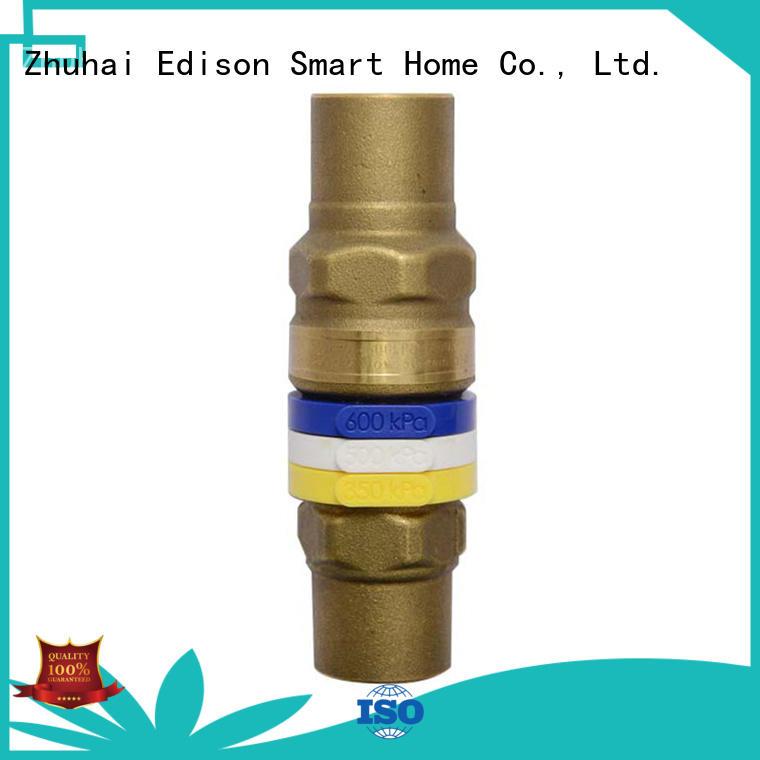 Edison pressure radiator drain valve manufacturer for industry