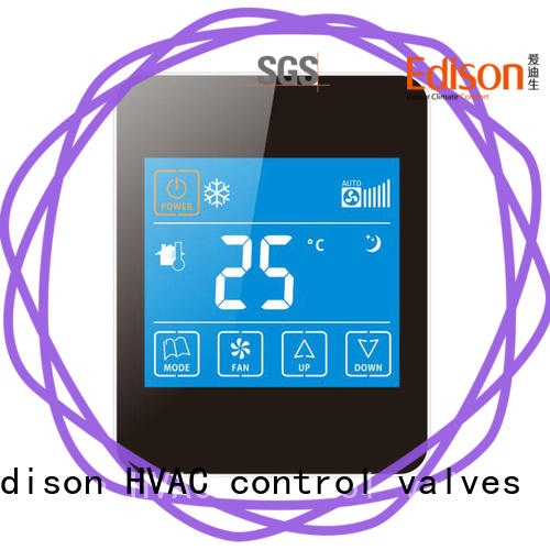 room heat pump thermostat supplier for hotels Edison