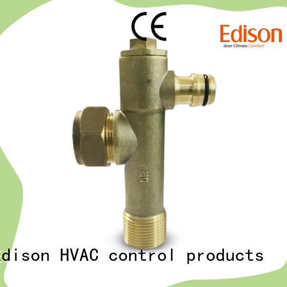 Edison limiting radiator drain valve sale for shop