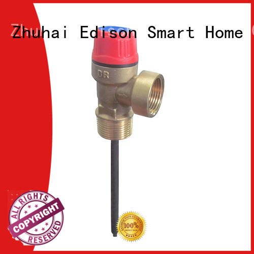 expansion temperature pressure relief valve relief for industry Edison