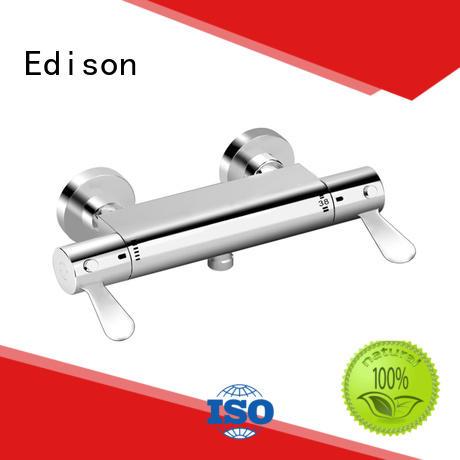 Edison Brand quick DZR bath shower mixer manufacture
