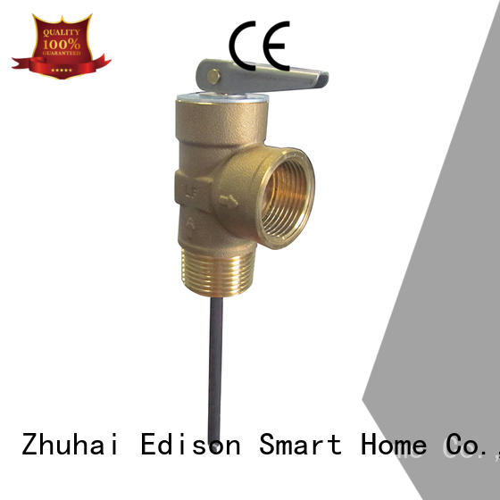 Edison control t&p relief valve wholesale for water tanks