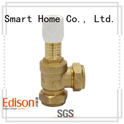 Edison quality by-pass valve wholesale for industry