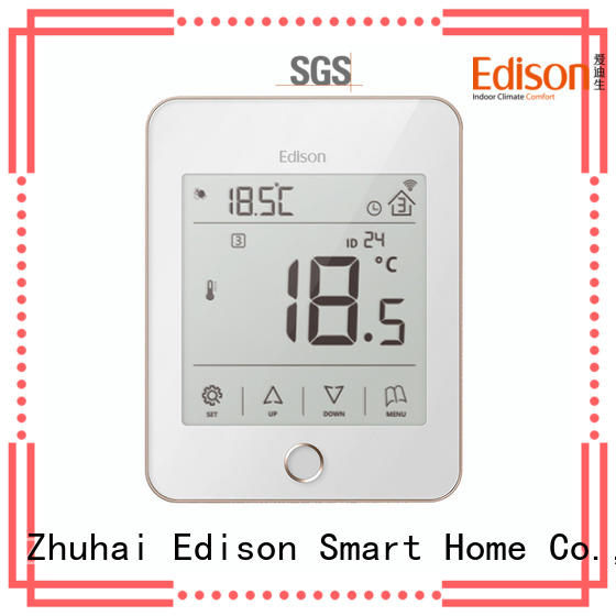 quickly central heating thermostat water sale for electric heating control system