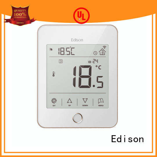 Edison quickly underfloor heating controls supplier for industry