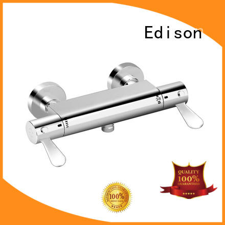 Edison high quality shower mixer taps manufacturer for industry