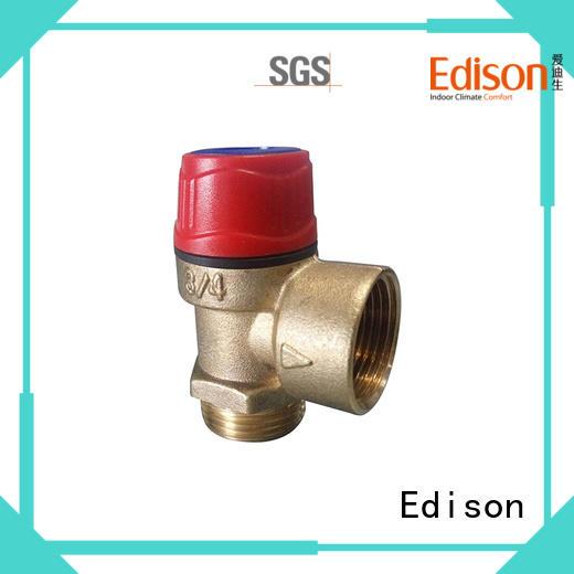 Edison durable pressure valve regulator for shop