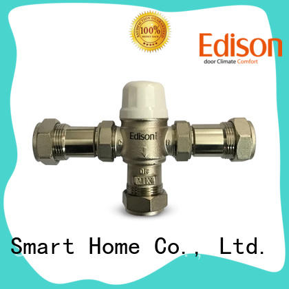 Edison durable mixing valve wholesale for hardware store