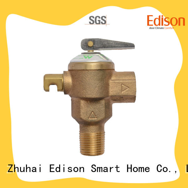 Edison expansion tp valve supplier for industry