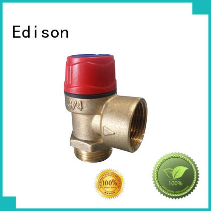 Edison safety safety valve regulator for industry