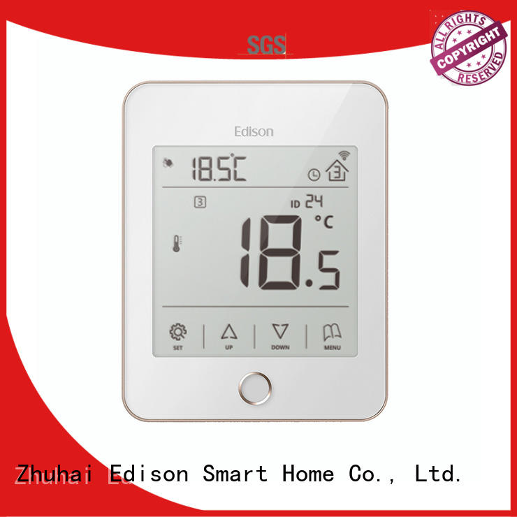 durable underfloor heating controls quality manufacturer for industry