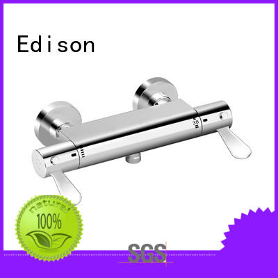 Edison cooling shower mixer taps supplier for shower