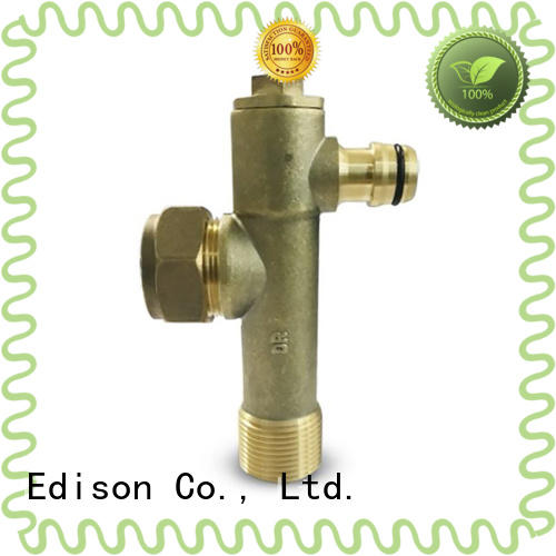 Edison bypass radiator drain off valve wholesale for hardware store