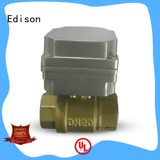 online automatic ball valve supplier for hardware store Edison