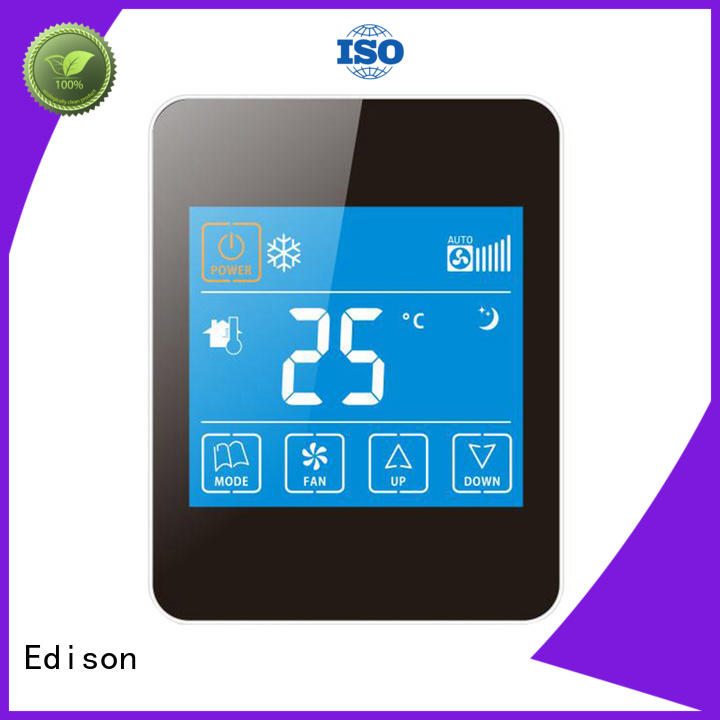 screen thermostat wlan supplier for hotels Edison