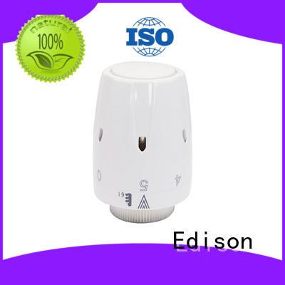 Edison radiator radiator control valve supplier for villas