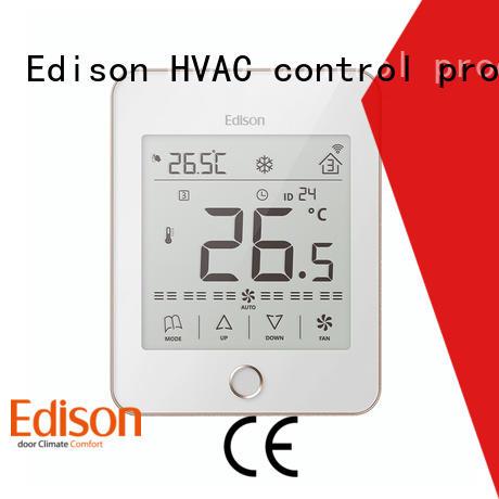 energysaving room digital thermostat ac Edison company