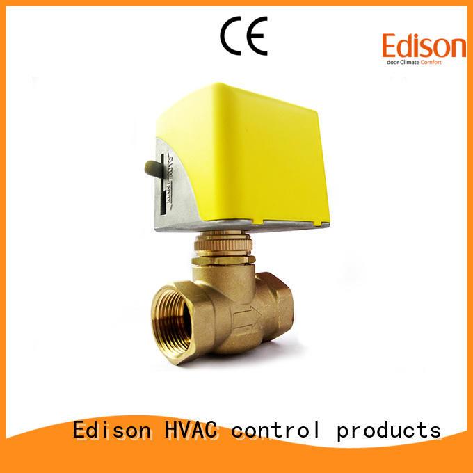 motorized control valve online for shop Edison