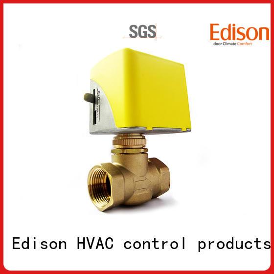 Edison heating motorised diverter valve online for hardware store