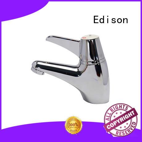 basin basin mixer series for industry Edison