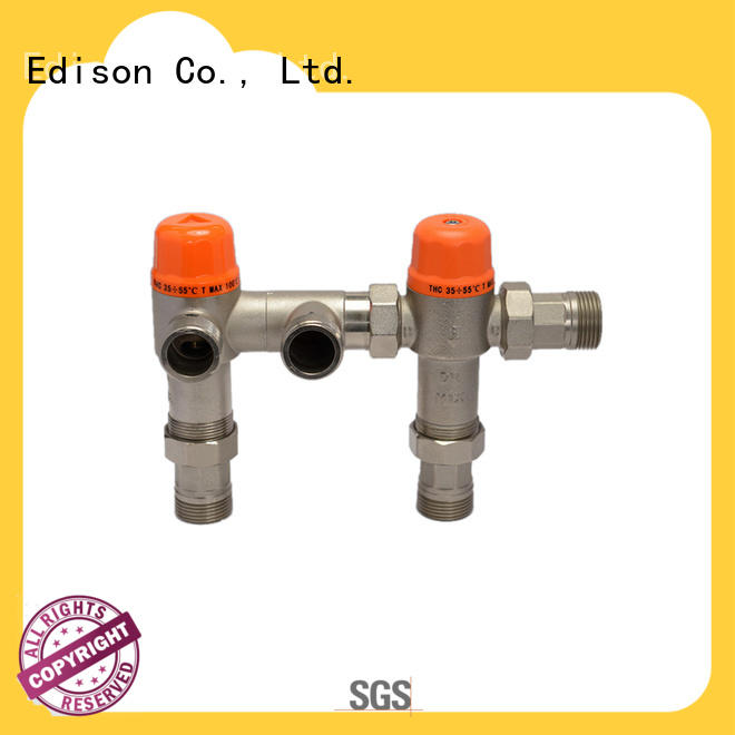 water heater tempering valve flow for hotels Edison