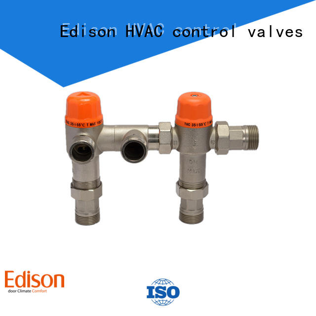 Edison cpvc thermostatic shower valve function for shopping malls