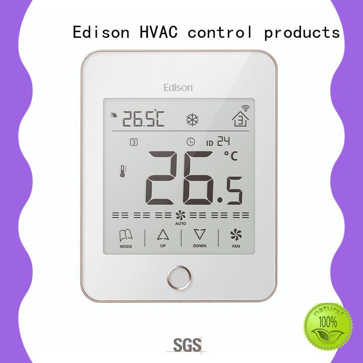 thermostat control modbus for apartments Edison