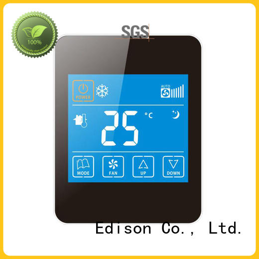 room programmable thermostat wholesale for villas Edison