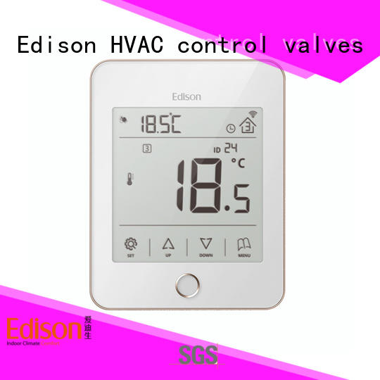 durable cheap thermostat online wholesale for electric heating control system