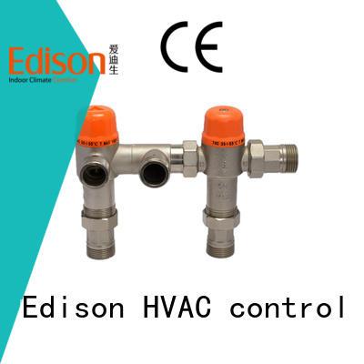 Edison thermostatic thermostatic control valve cpvc for hardware store