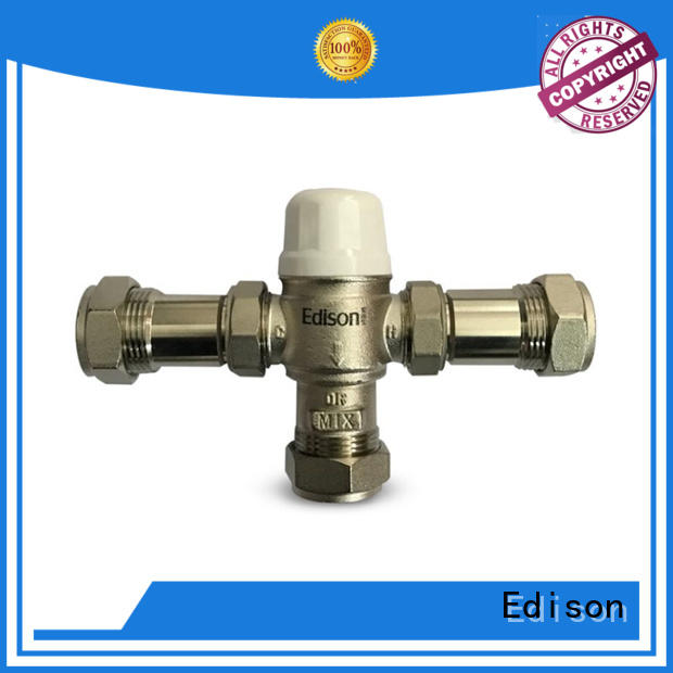 boiler thermostatic valve quality for shopping malls Edison