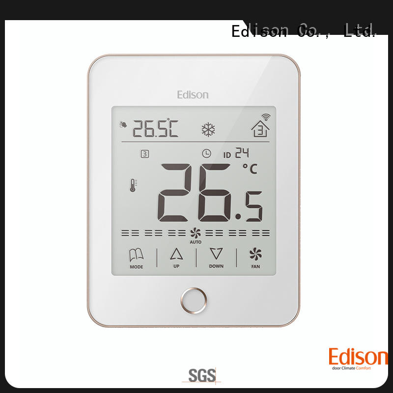 thermostat remote thermostat screen factory Edison